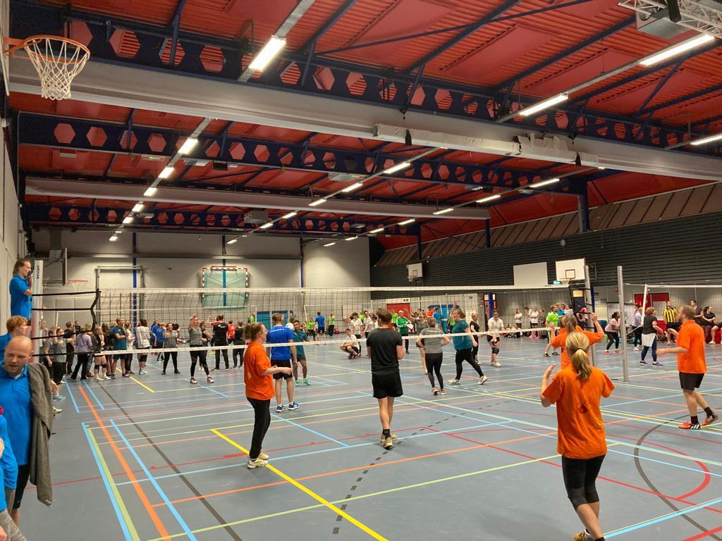 Lerarentoernooi in Valkenhuizen