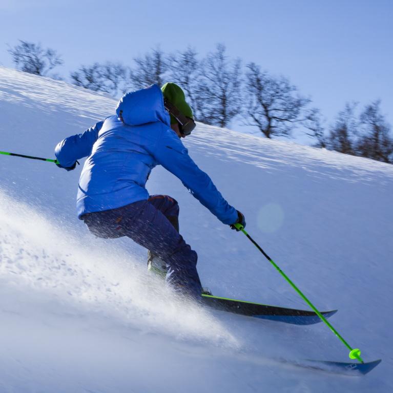 Wintersport met Aetos